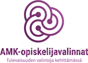 AMK-opiskelijavalinnat-hankkeen logo