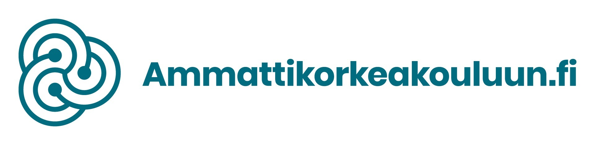 Ammattikorkeakouluun.fi -logo