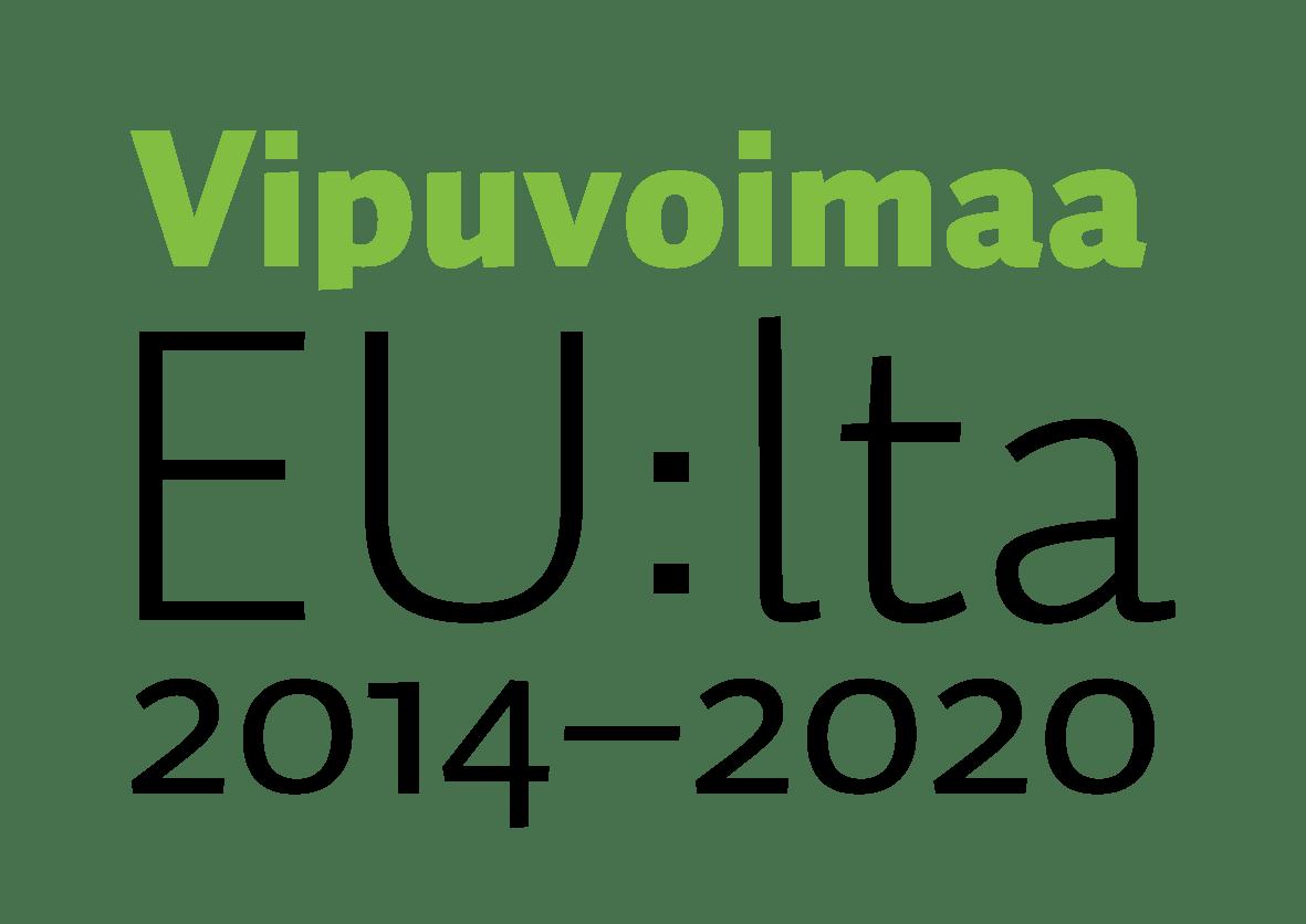 Vipuvoimaa EU:lta 2014-2020 -tunnus.