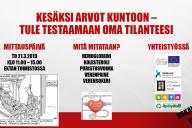 Terveyskioski vie hyvinvointia ihmisten luo - Pia Halonen (toimittanut Eeva Tawast)
