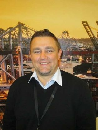 Pasi Kurkinen, Master of Engineering in Logistics Management (2016) lives in Turku and works for Cargotec Corporation as a Global category manager for logistics.