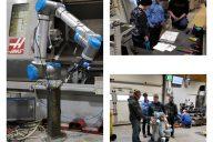 Robotti ratkomassa koneistajapulaa