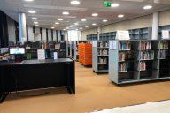 Metropolian kirjasto kesällä 2020