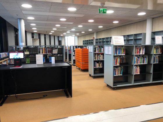 Kirjastosilta