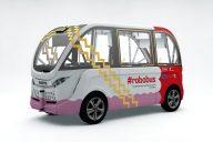 ProjektiPerjantai: Robottibussin ulkoasuäänestys päättyy sunnuntaina