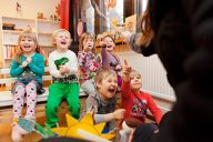 Pienten lasten tunteiden käsittely