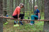Numeroa isommat saappaat – opinnollistamista kesäaikaan Roihu 2016 -leirillä !