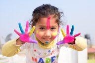 Lapsen osallisuutta voidaan vahvistaa taiteen ja kulttuurin avulla
