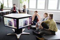 Digitaalisen sisältötuotannon ja muotoilun Learning Lab toteutettiin apurahalla